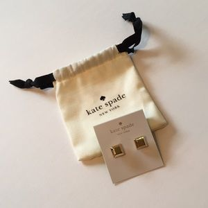 NWT Kate Spade NY Big Dipper Gold-Tone Earrings